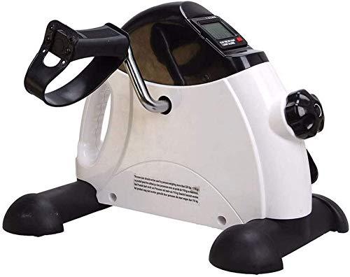 FFYN Mini máquina eléctrica de Entrenamiento de rehabilitación Bicicleta estática portátil Monitor...