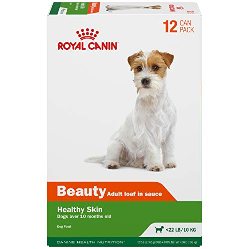 Royal Canin Canine Health Nutrition Adult Beauty In Gel Canned Dog Food, 5.8 oz, 12-Pack