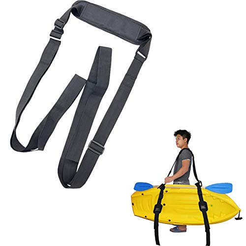 Guer Correa de Hombro para Tabla de Surf, Correa de Tabla de Sup de usos múltiples para Tabla de Surf Stand Up Paddleboard Canoa Longboard Carry Belt Paddle Board Accesorios