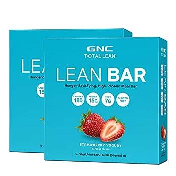 gnc lean bar