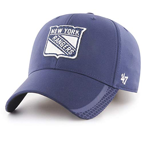 47 Brand Adjustable Cap - Osmosis New York Rangers Navy
