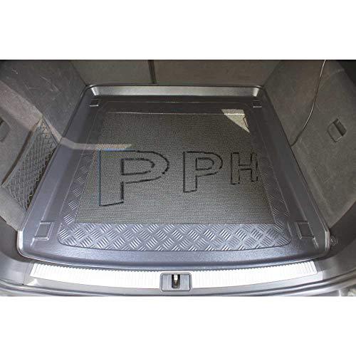 PPH – Vasca per bagagliaio per Audi A4 Avant (B6/B7) & Avant (B6/B7) Allroad Quattro // Seat Exeo ST dal 2009 al 2013