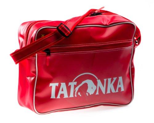 Tatonka Drive Sac à Dos Noir 37 x 27,5 x 11 cm Rouge Rouge 37 cm