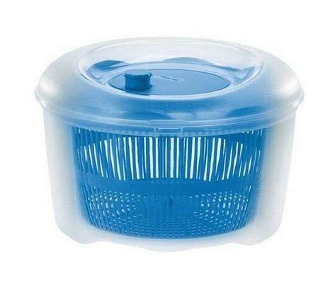 Tontarelli Rucola centrifuga cm 29 7,2 Litri Iride Azzurra