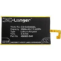 交換用バッテリー CAT S40 3.8V/2900mA