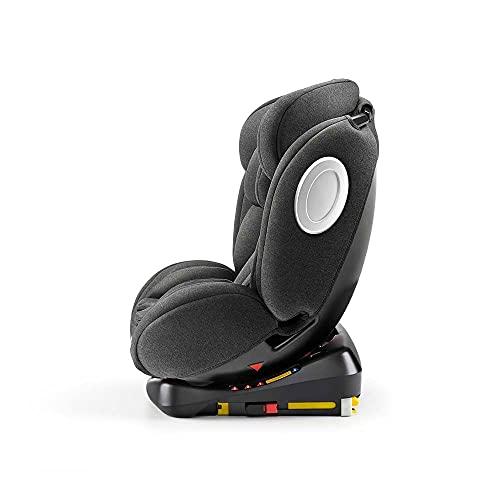 Cadeira Para Auto Snugfix 0-36kgs Rotacional Preto Fisher-Price - BB334, Fisher-Price, Preto