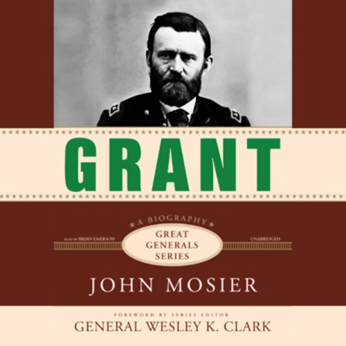Grant audiobook cover art