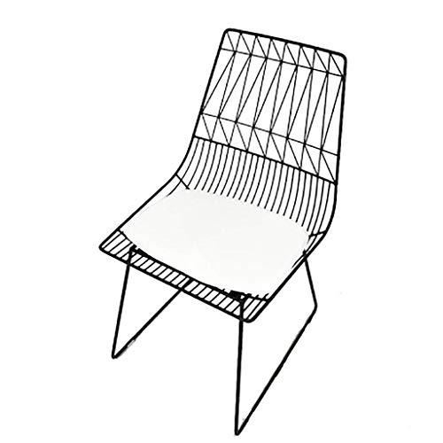Openwork Wire Chair barkruk barkruk ijzer eetkamerstoel industriële kruk ontbijtkruk goud zwart YZJL