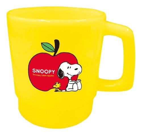 大西賢製販 SNOOPY Mug(マグ) APPLE PR-500