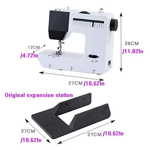 N / A Máquina De Coser Electrónica Multifuncional, Comparable A La ...