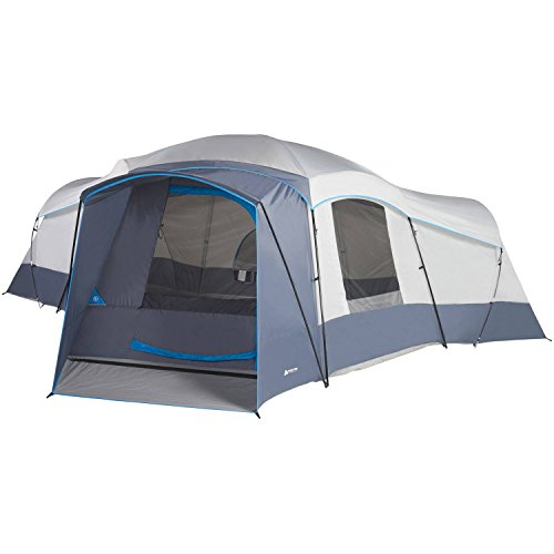 Spacious Family Sized 16-Person Weather Resistant Ozark Trail 23.5' x...