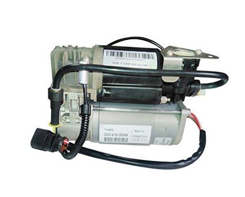 Gowe Luftkompressor für VW Phaeton Bentley GT Kompressor Luftfederung Luftkompressor Luftpumpe 3D0616005M 3D0616005K