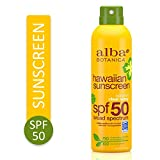 Alba Botanica Sunscreen Spray with