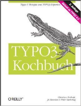 TYPO3 Kochbuch (Englisch) ( 1. Oktober 2008 )