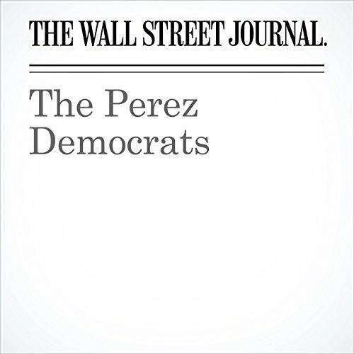 The Perez Democrats copertina