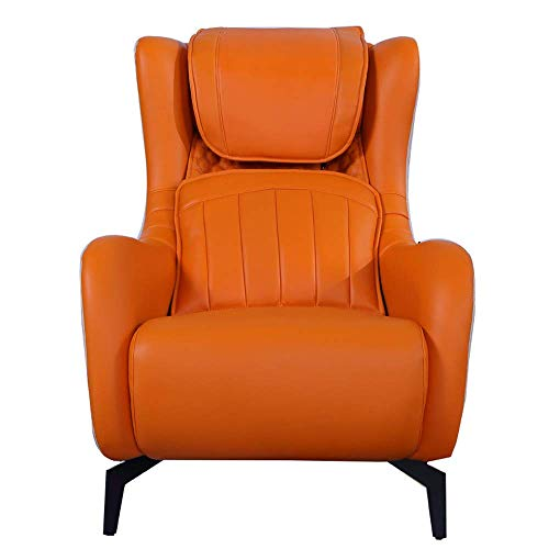 Woonkamer massage sofa, slaapbanken leesstoel, geschikt for home theater en kantoor ontspannende massage stoel, eenvoudige massage stoel met PU lederen kussen QIANGQIANG
