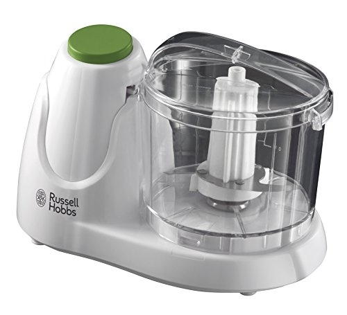 Russell Hobbs Mini Chopper 22220, 130 W - White