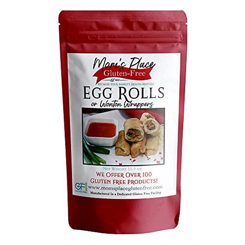Gluten-Free Egg Roll or Wonton Wrap Mix