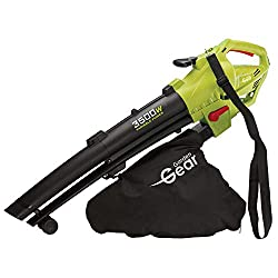 Versatile; The garden leaf blower vacuum can be used for blowing, vacuuming and mulching Large capacity; The 45-litre collection bag with this leaf blower means no mess to sweep up 10:1 mulching ratio; The mulching function can create up to 450-litre...