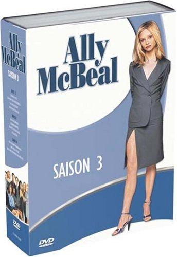 Ally McBeal : L'Intégrale Saison 3 - Coffret 6 DVD
