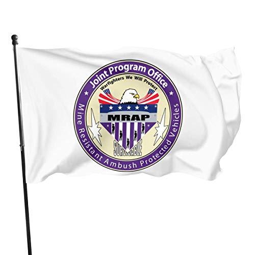 BHGYT Joint Program Office US-Flagge Außenflaggen Bannerflaggen Home House Flags