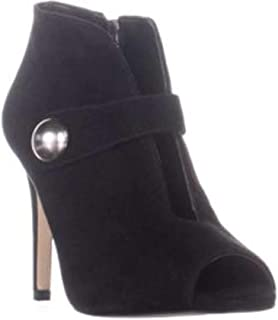 Michael Michael Kors Women's Agnes Shooties Black Suede 10M