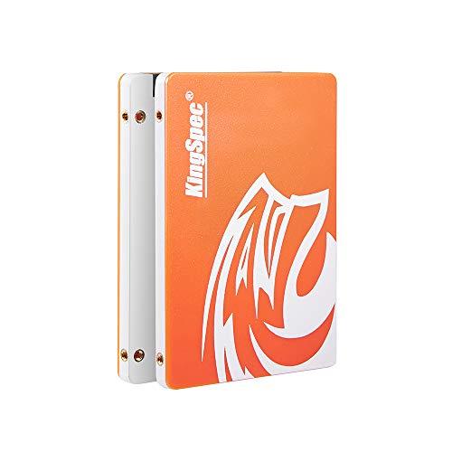 "KingSpec P3-256 Disco duro sólido (256 GB, Serial ATA III, 550 MB/s, 2.5"")"