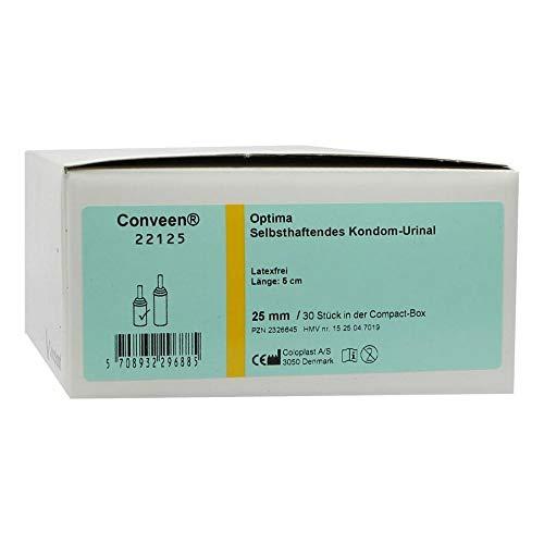 CONVEEN Optima Kondom Urinal 5 cm 25 mm 22125 30 St