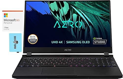 Compare Gigabyte AERO 15 OLED vs other laptops
