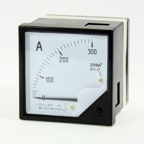 Aexit Klasse 1,5 Genauigkeit AC 0-300 Rechteckskala Analoges Messgerät Amperemeter (cc7090d563dce911a88ef0869e3909a5)