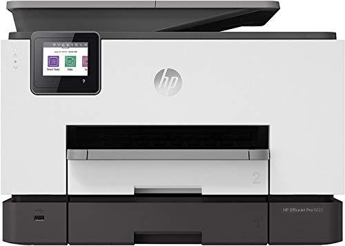 Scopri offerta per HP - HP Stampanti Office Jet Pro 9022 Stampante Multifunzione, Stampa, Copia, Scansione, Fax, Bianco/Nero