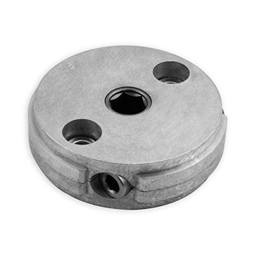 DIWARO® S052 Rolladengetriebe 4,33:1 Rechts, Kurbelgetriebe, Kegelradgetriebe, Schneckengetriebe für Rolladen Stahlwelle im Rolladenkasten …