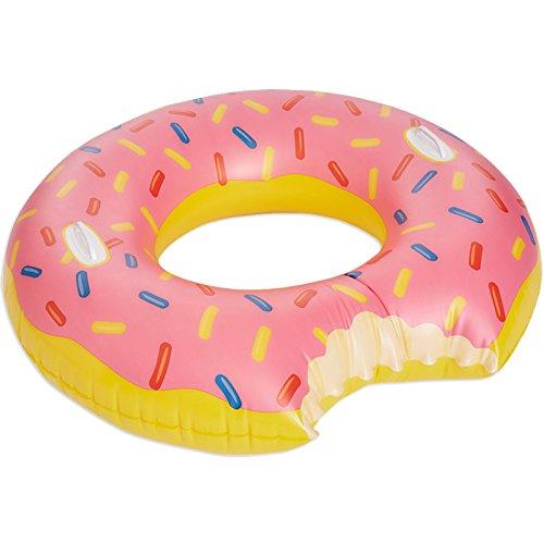 Happy People 77631 Donut XXL Spielzeug, Mehrgarbig