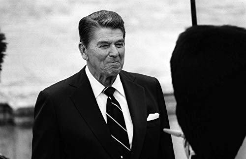 Ronald Reagan president of the United States of America 1984 Poster 61x91.5cm