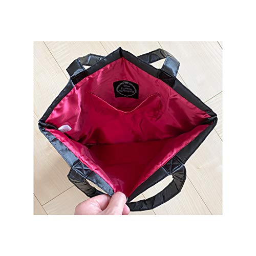 【予約販売】ツイステッドワンダーランド サテントートバッグ ハーツラビュル APDS5515_2