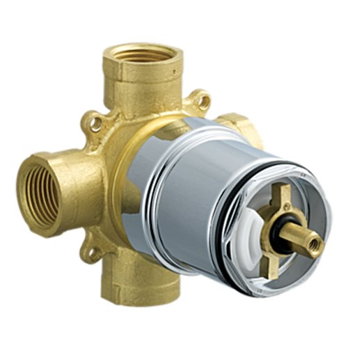 Peerless Tub and Shower Rough-In Valve Body for Peerless Tub and Shower Faucet Trim Kits PTR188700-IP