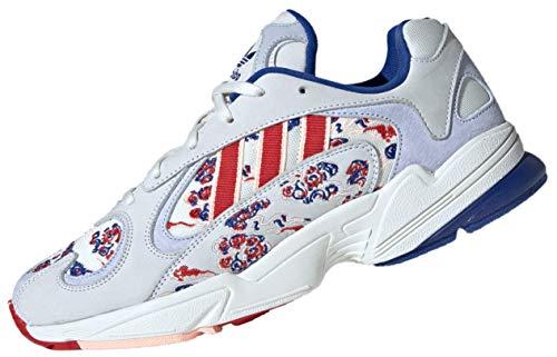 Chaussures Adidas Yung-1 pour homme - Blanc - blanc, 43 1/3 EU EU