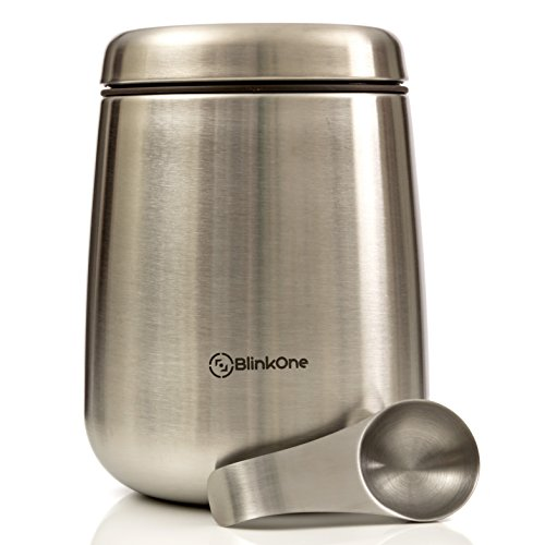 BlinkOne Coffee Canister