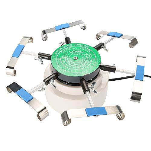 Automic-Test Watch Test Wickler Maschine, Uhr Timing Machine Tester Werkzeuge Multifunktions Timegrapher, Automatischer Uhrenbeweger Kalibrierung Speicher Timing(220 * 120 mm)