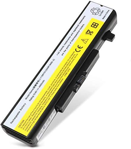 BYDT Y480 Y480A Y485 Y580 Y585 Batería para Lenovo G480 G485 G500 G505 G510 G580 G580A G585 G700 G710 Ordenador [6 Celdas 4400mAh 11.1V Negro]