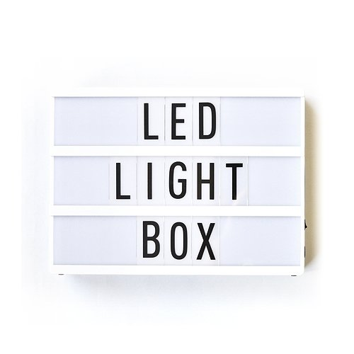 DETAIL 照明 LED LIGHT BOX 3167
