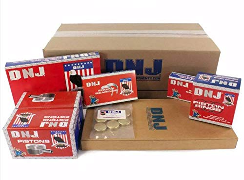 DNJ EK653 Engine Rebuild Kit for 1994-1998 / Nissan / 240SX / 2.4L / DOHC / L4 / 16V / 2389cc / KA24DE