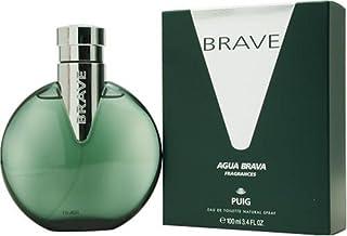 Antonio Puig Brave Aqua Brava HommeMAN Eau de Toilette vaporisateur 1er Pack (1x 100ml)