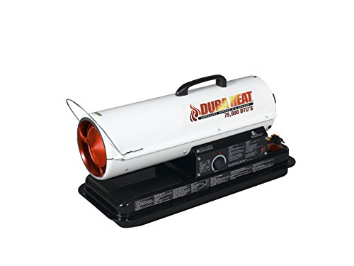 Duraheat Portable Kerosene Heater With Built In Thermostat