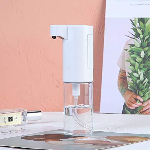 DHL zeepdispenser transparante intelligente automatische sensor zeepdispenser infrarood bel wassen mobiele telefoon