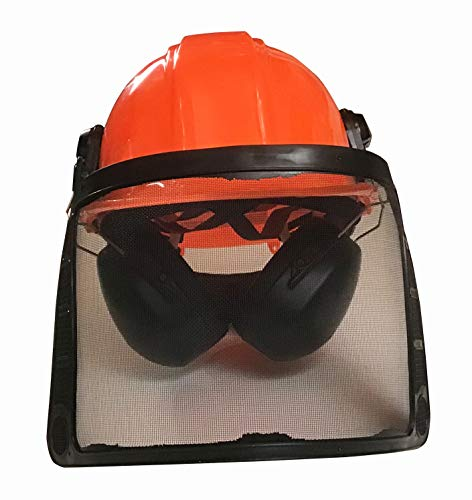 Forester-Chain-Saw-Safety-Chaps-35-Leg-Plus-Deluxe-Safety-Helmet
