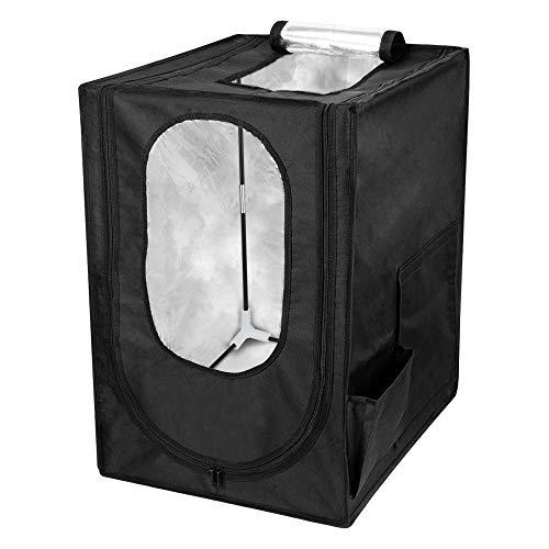 4YANG Custodia Stampante 3d, 3D Per Temperatura Costante 48 cm x 60 cm x 72 cm Copertura a prova di calore, insonorizzazione e polvere per sala stampa 3D Per Ender 3 / Ender 3 Pro/Ender 5