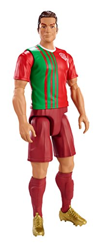 FC Elite - Muneca Ronaldo (Mattel DYK83)