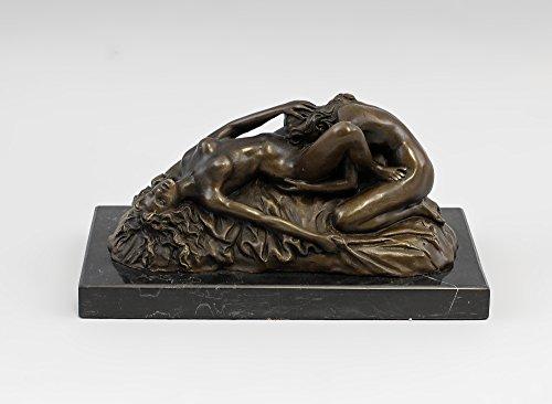 Bronze-Figur Lesbisches Paar