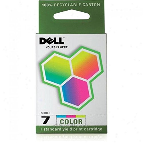 Genuine Dell CH884 (Series 7) High Capacity Color Ink Cartridge by Dell